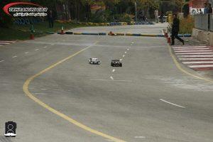 مسابقه ماشین کنترلی بنزینی