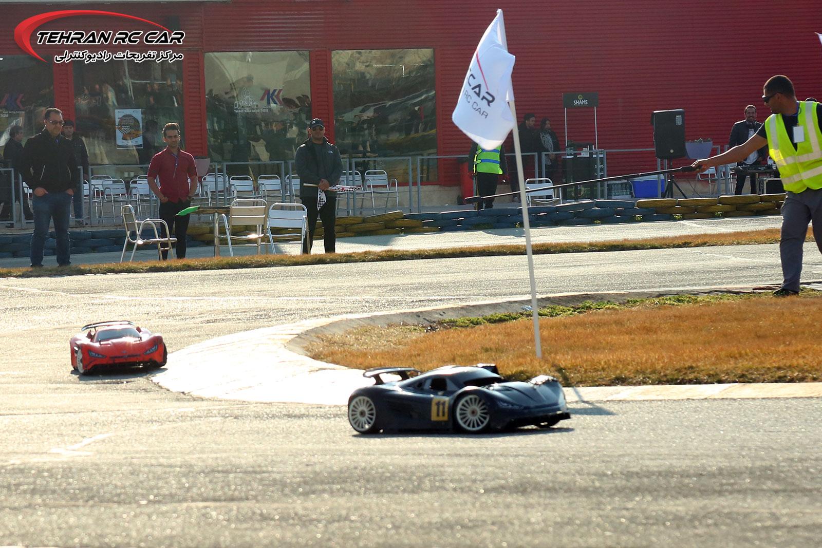 مسابقه ماشین کنترلی سال 1398